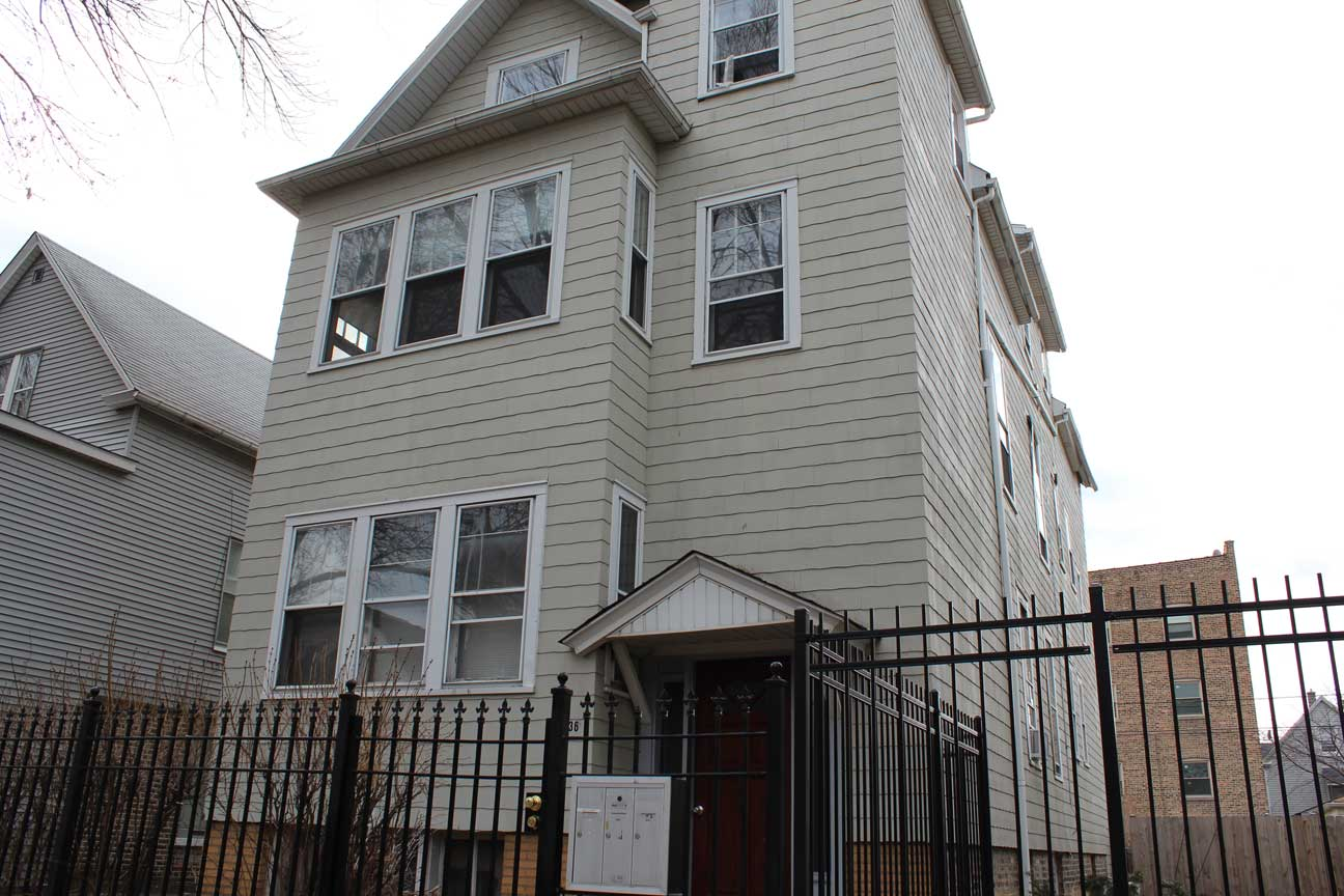 4036 N Drake Ave Chicago Il 3 Bedroom Apartment Homes